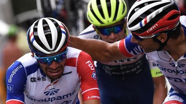 Thibaut Pinot a abandonné le Tour de France parce que la vie est tellement injuste