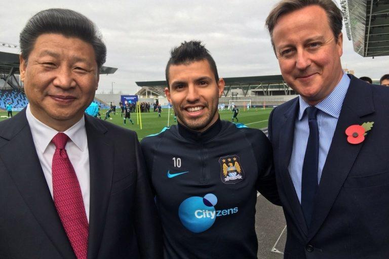 Manchester City accusée de «manque de respect» par les médias d'Etat chinois