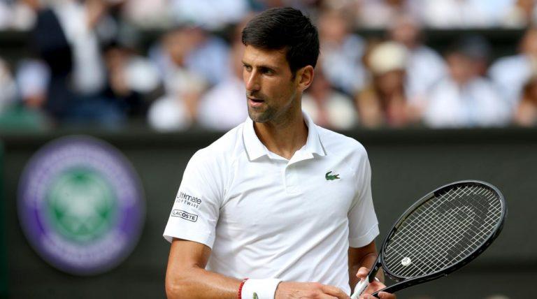 Novak Djokovic se retire de la Coupe Rogers