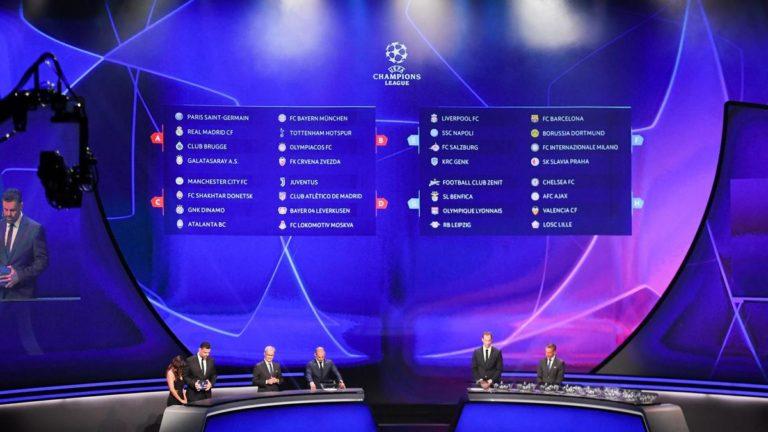 Les vainqueurs et les perdants alors que les Spurs font match nul Le Bayern et Man City évitent les poids lourds du tirage au sort de la Champions League