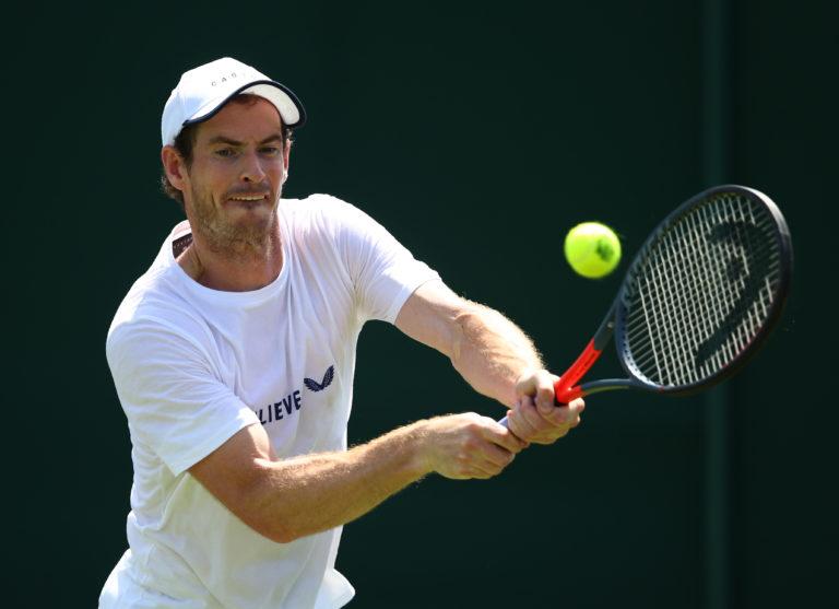 Andy Murray, avec le regard tourné vers  l'U.S. Open, pourrait revenir à l'action à la mi-août