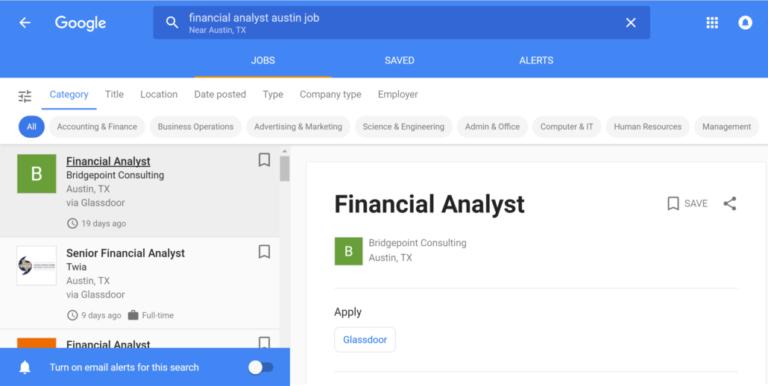 Google confronté à une enquête européenne sur un outil de recherche d'emploi