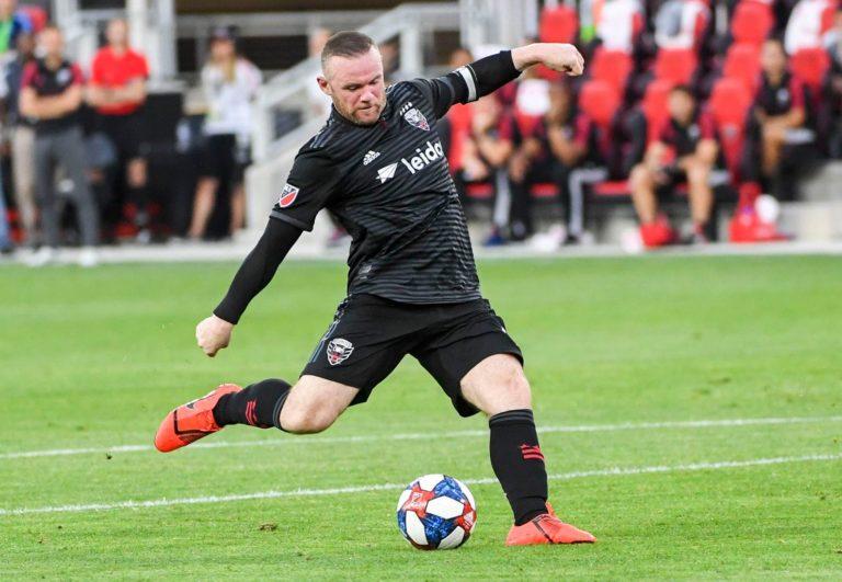 La carrière en MLS du capitaine de DC United, Wayne Rooney, en chiffres jusqu'ici