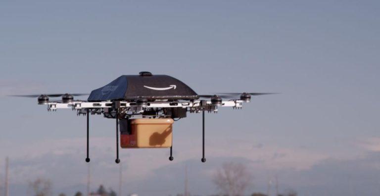 Les livraisons de drones d'Amazon sont sur le point de devenir une réalité
