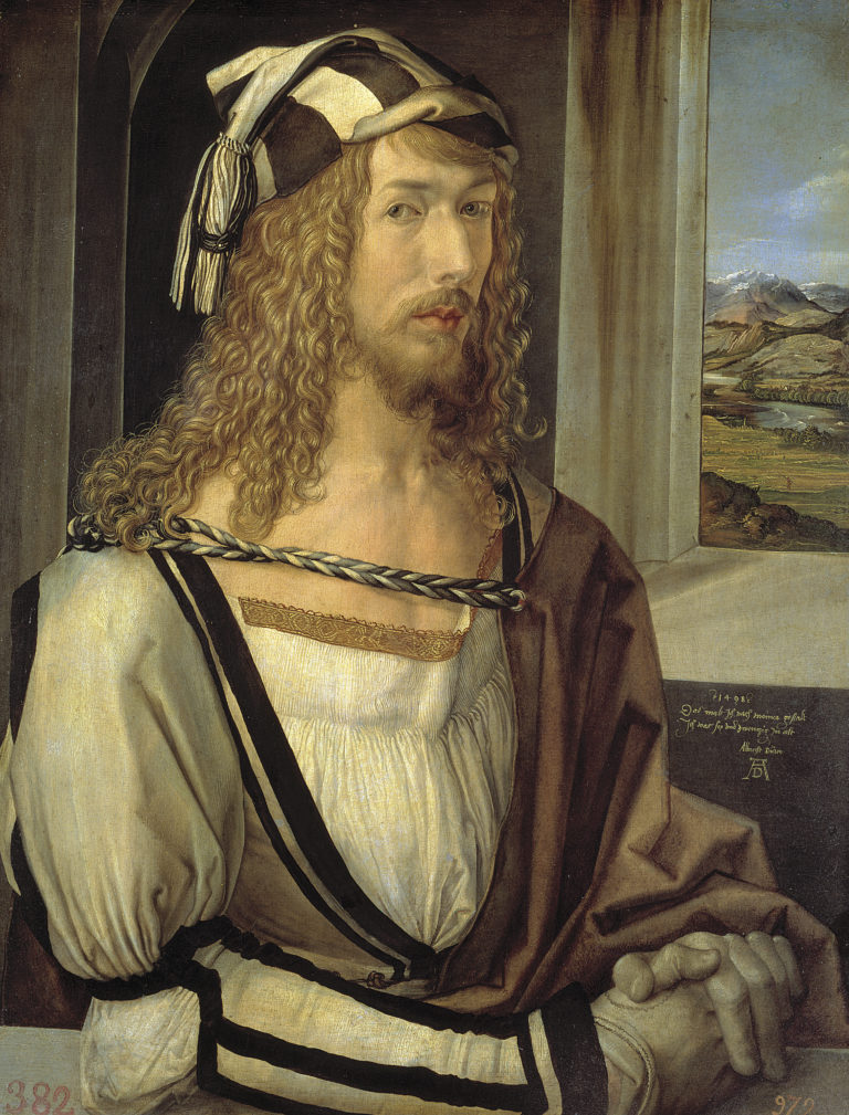 Albrecht Dürer: le peintre avec une touche magique