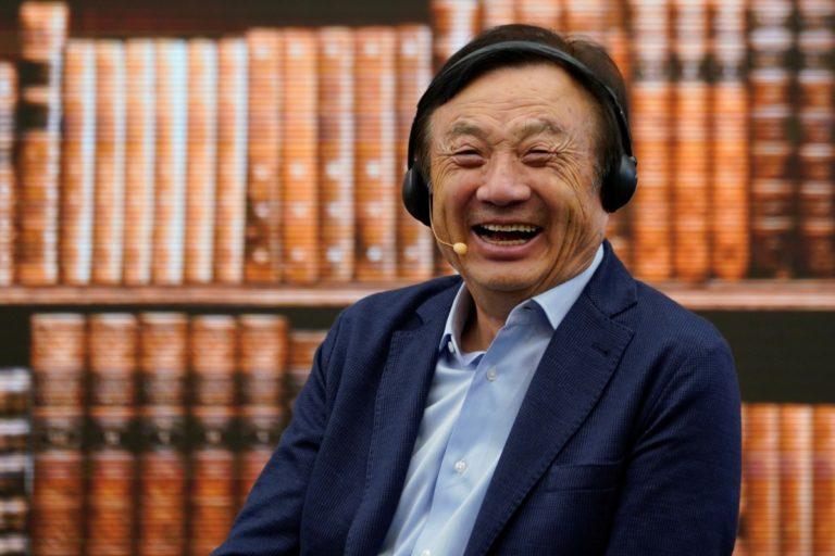 Le chef de Huawei propose de partager le savoir-faire 5G moyennant des frais