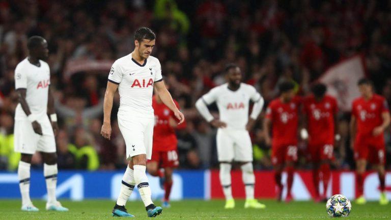 Résultat Tottenham vs Bayern Munich: Les Spurs écrasés par Serge Gnabry au spectacle d'horreur de la Ligue des champions