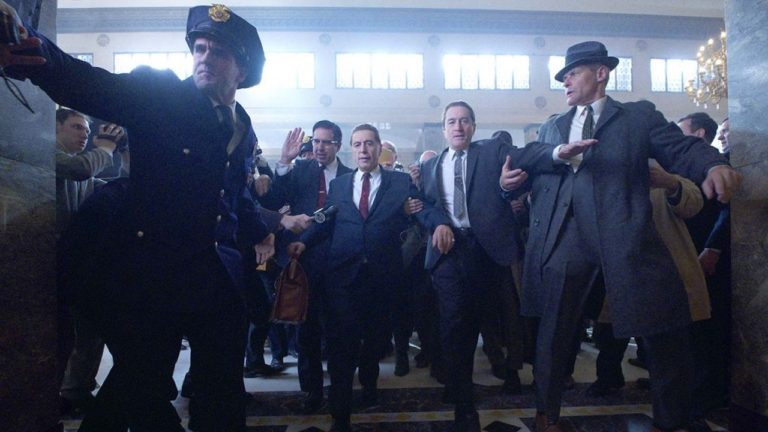 Critique du film: The Irishman