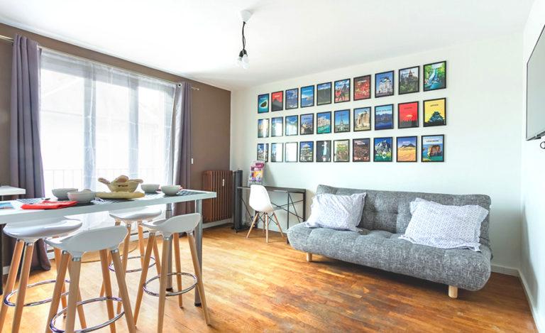 Location d'appartements privés à Dijon avec TopDestination Dijon