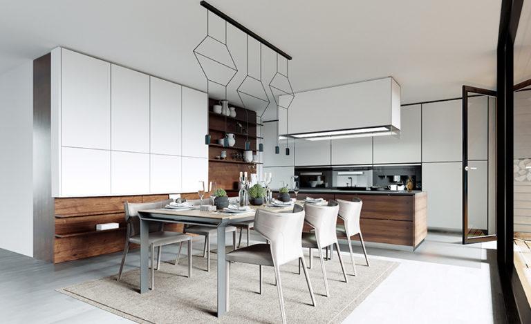 Création de plans immobiliers en 3D par l'agence Vizion Studio à Antibes