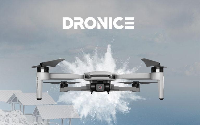Vos drones à petits prix avec Dronice