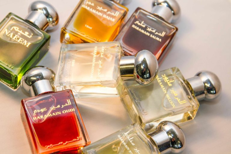 Parfum d'intérieur oriental