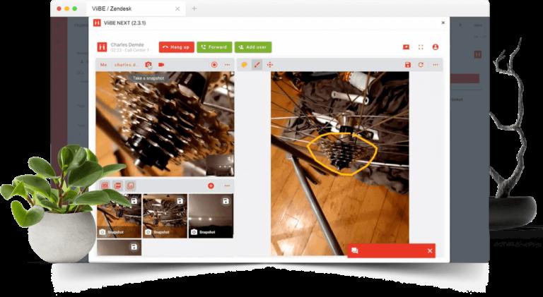 Les nouvelles technologies de vidéo-assistance intégrées aux CRM