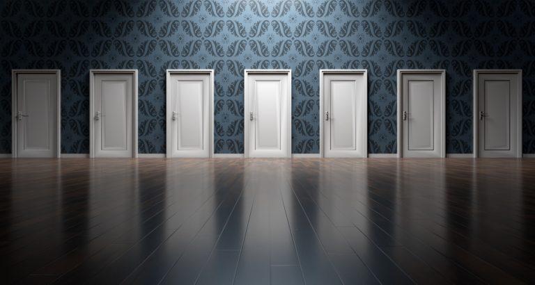 Comment débloquer une porte sécurisée ?