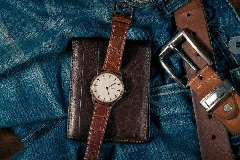 Top 5 des accessoires pour homme afin d'améliorer son look
